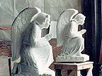 Marble Angel Sculptures