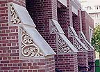 architectural carvings