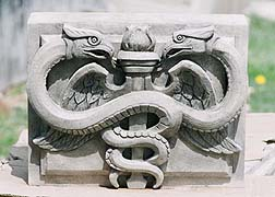 stone carved anitque replica