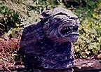penn state lion animal sculpture